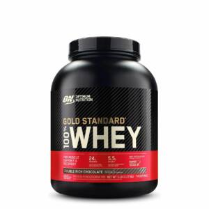 Nutrition Gold Standard 100% Whey - 2270g