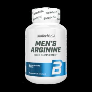 Nagyker BiotechUSA Men's Arginine 90 tabletta
