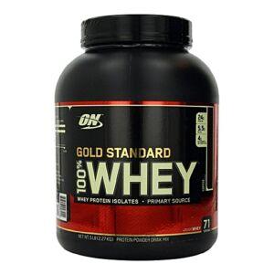 Optimum Nutrition Gold Standard 100% Whey - 2270g 2db (15690ft/db)