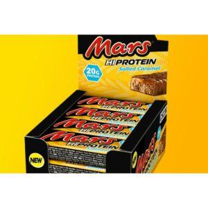 NAGYKER MARS HI-Protein Bar Salted Caramel Limited Edition 59g