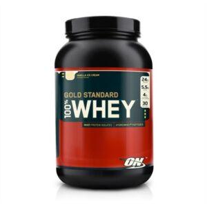 Optimum Nutrition Gold Standard Whey 908g 2db! (8540ft/db)