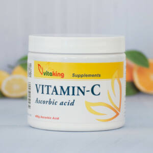 Vitaking aszkorbinsav por (400G)