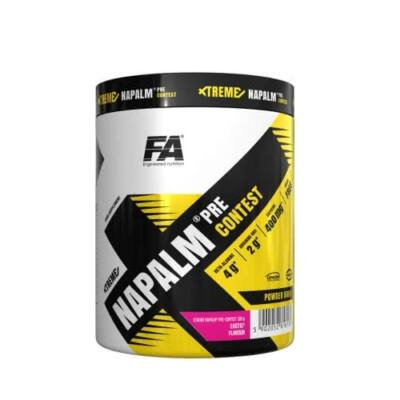 FITNESS AUTHORITY - XTREME NAPALM PRE-CONTEST - 500 gr