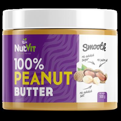 NutVit 100% mogyoróvaj 500 g