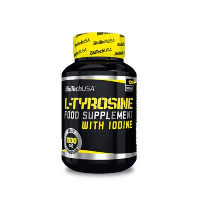 BiotechUSA L-Tyrosine 100 kapszula