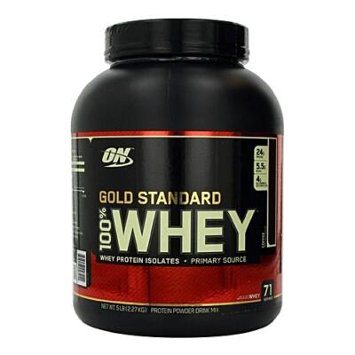 ON Gold Standard Whey 2270g + C Vitamin