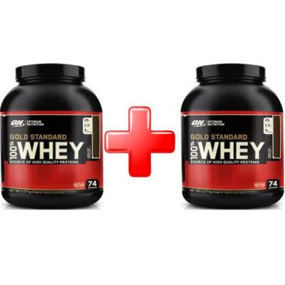 Optimum Nutrition Gold Standard Whey 2270g 2db (13490/db)