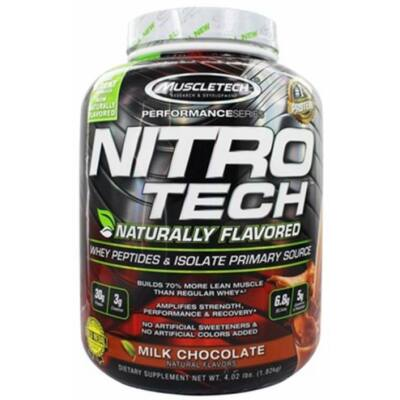 Nagyker MuscleTech Performance Nitro Tech - 1800g