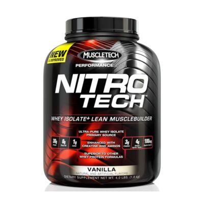 Muscletech Nitrotech 1814g + ajándék C vitamin