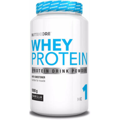 Nutricore Whey Protein 1000g