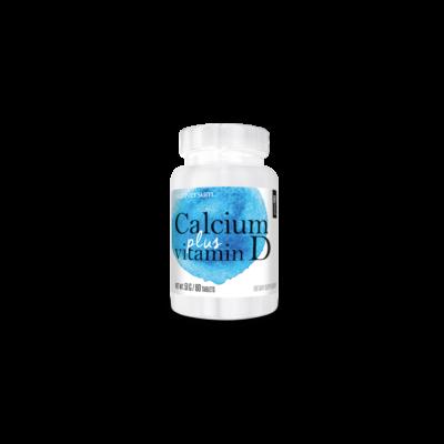 Nutriversum Calcium +D Vitamin 60 tabletta