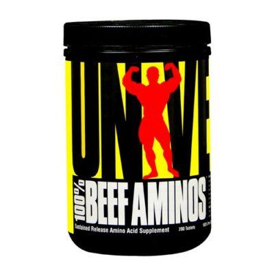 Universal 100% BEEF AMINOS - 400 tabl