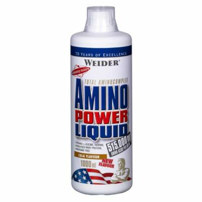 WEIDER AMINO POWER LIQUID AMINOSAV