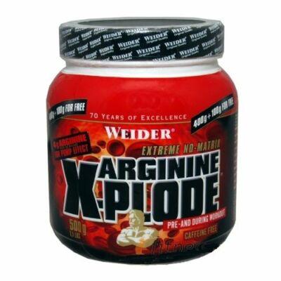 WEIDER ARGININE X-PLODE
