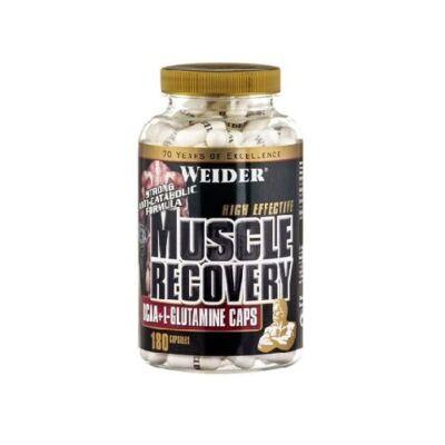 Weider Muscle Recovery BCAA + Glutamine 180 kapszula