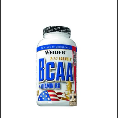 Weider BCAA + B6 vitamin 260db