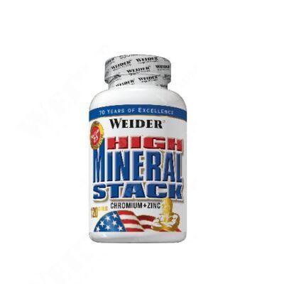 Weider High Mineral Stack 120 kapszula