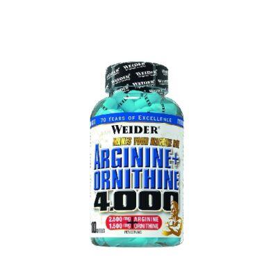 Weider Arginine + Ornithine 180 kapszula