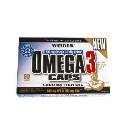 Weider Omega 3 60 kapszula