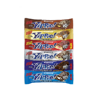 Weider Yippie bar