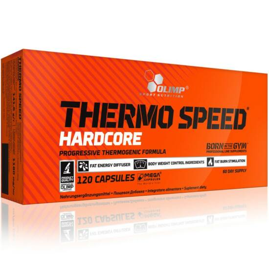 Olimp Thermo Speed  Hardcore Mega caps® 120 kapszula