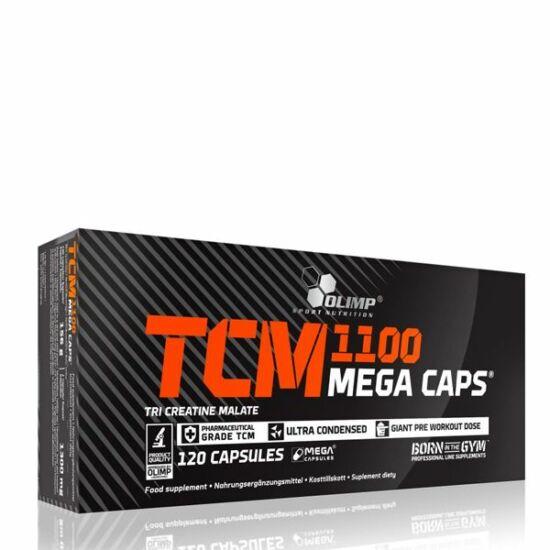 Olimp TCM 1100 mega caps- Tri Creatine malate - 120 kapszula