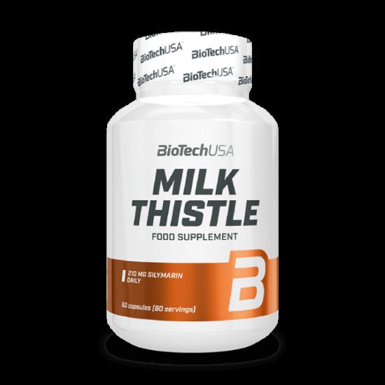 Biotechusa Milk Thistle 60 kapszula