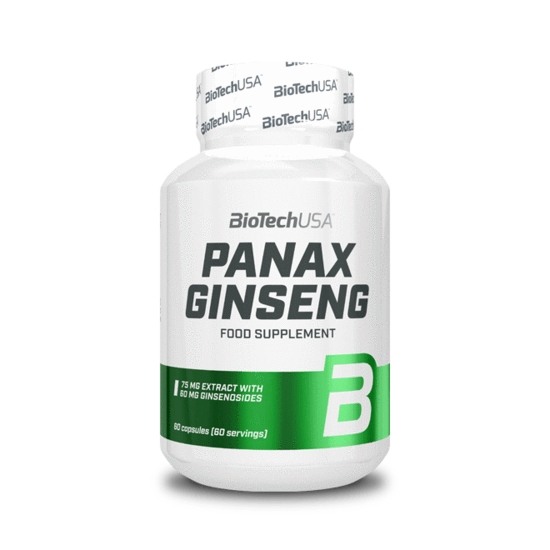 Biotechusa Panax Ginseng 60 kapszula