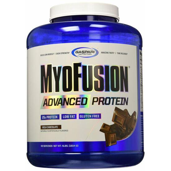 Nagyker Gaspari Nutrition MYOFUSION ADVANCED 1,8 kg Vanilia