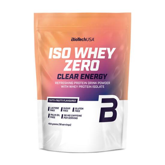 Nagyer Iso Whey Zero Clear Energy 454g