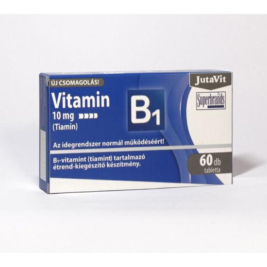 JutaVit B1 Vitamin 10mg 60db