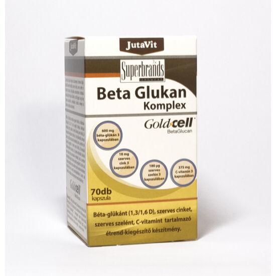 JutaVit Beta Glukan Komplex 70db