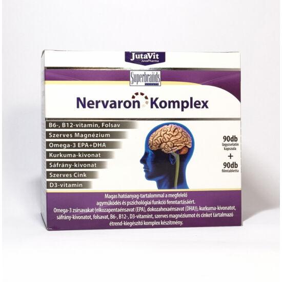 JutaVit Nervaron Komplex 2x90db