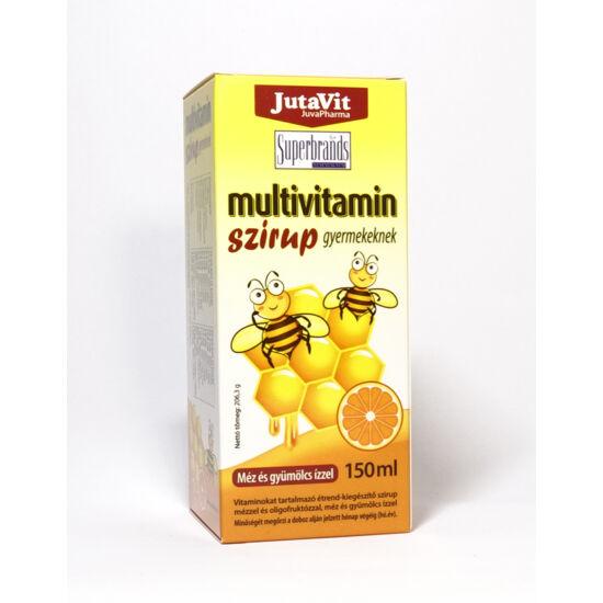 JutaVit multivitamin szirup 150ml