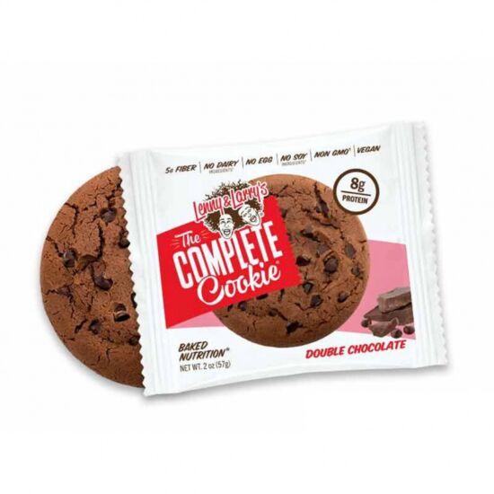 Lenny & Larrys The Complete Cookie 113g - Fehérje Sütemény Csoki Chip Sutemeny