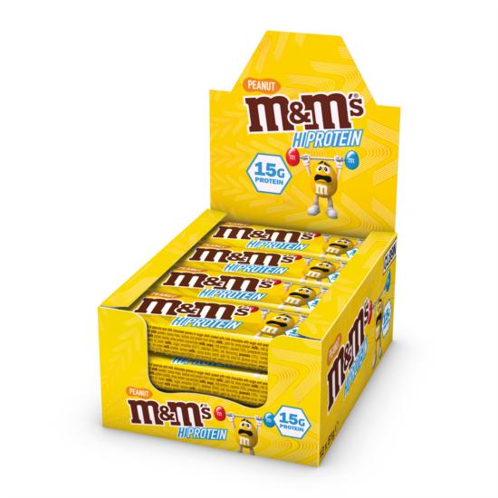M&M's Protein szelet 51g
