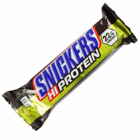 Nagyker Snickers Hi Protein bar 55g