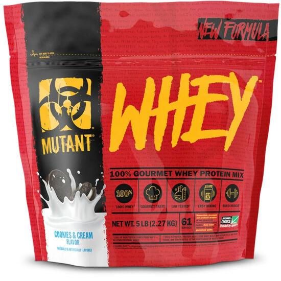 Mutant Whey - 2270g 2db