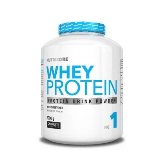 Nutricore Whey Protein 2000g 2db Csoki