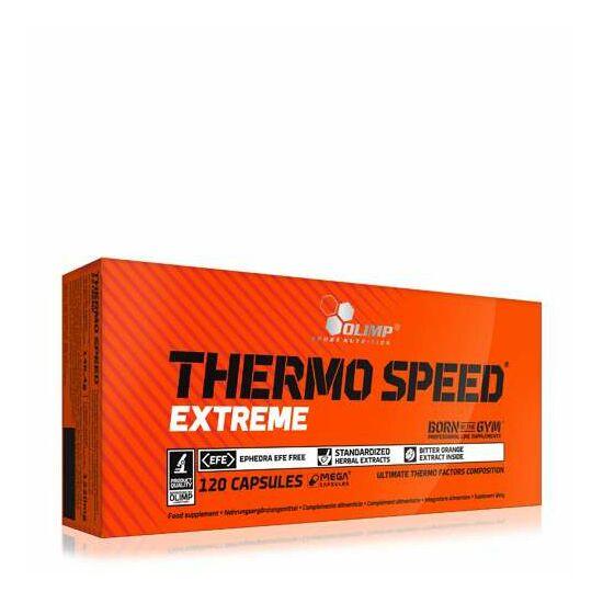 Nagyker Olimp Thermo Speed Extreme 120 kapszula