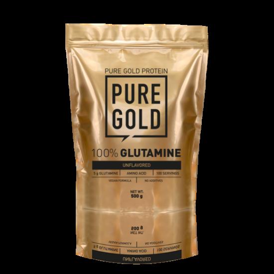 PureGold 100% L-Glutamine 500g