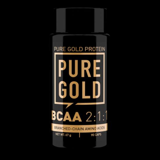 PureGold BCAA 2:1:1 90 caps