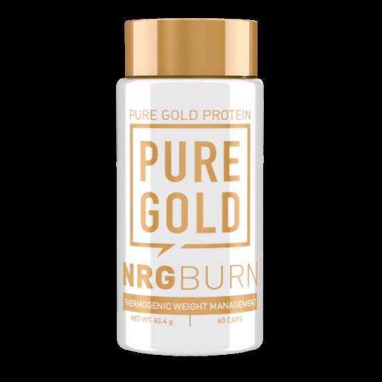 PureGold NRG Burn 60 caps