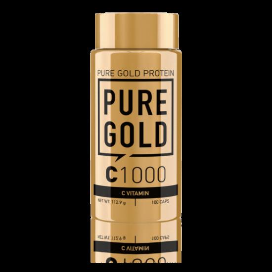 PureGold C-1000 100caps