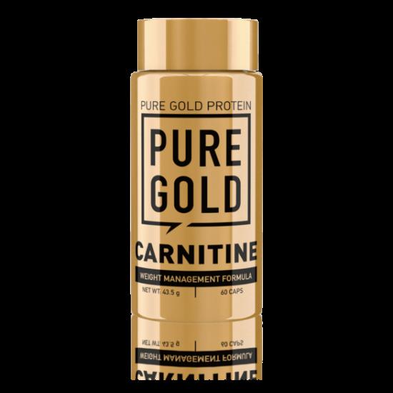 PureGold Carnitine 60 caps