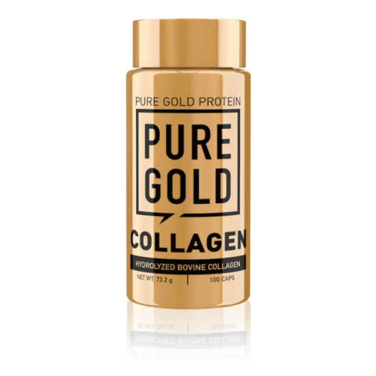 PureGold Hidrolizált Marha Collagen 100 caps
