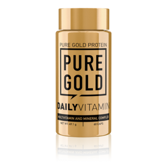 PureGold Daily Vitamin 60 caps