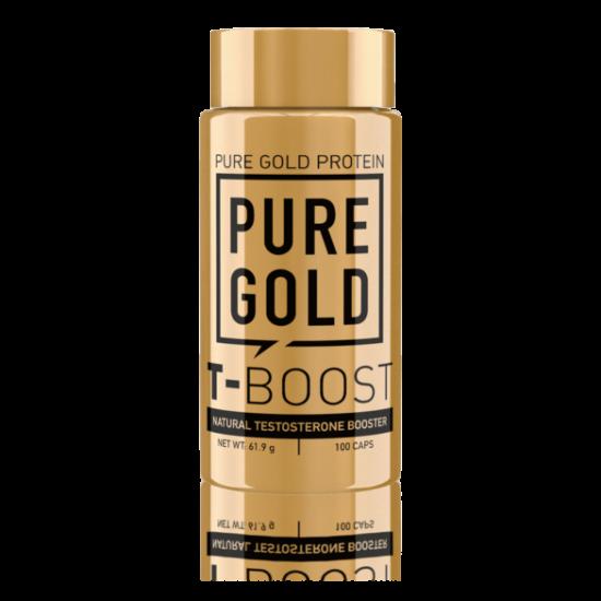 PureGold T-Boost 100 caps