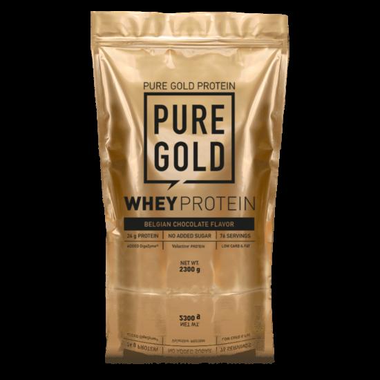 PureGold Whey Protein 2300g