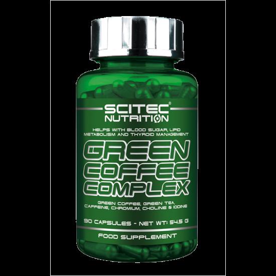 Nagyker Scitec Nutrition Green Coffee Complex 90 caps